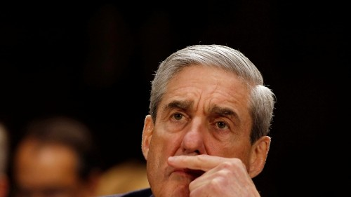 The public may never see a report from Mueller's investigation