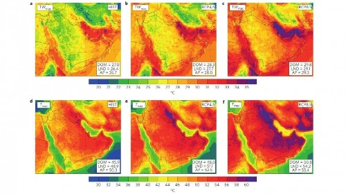 Climate change may soon make much of the Persian Gulf region too hot for humans