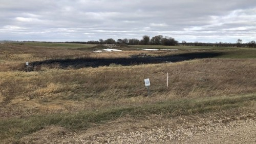 Keystone oil spill casts doubt on the safety of proposed Keystone XL pipeline