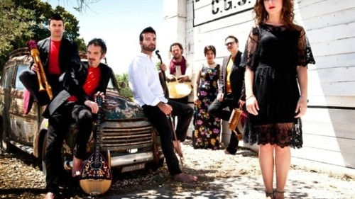 Italian band Canzoniere Grecanico Salentino sings to exorcise financial demons
