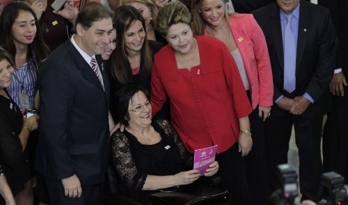 Brazil passes a new law specifically outlawing female homicide — femicide