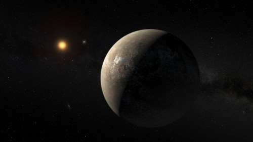 Our closest galactic neighbor may also have a habitable planet