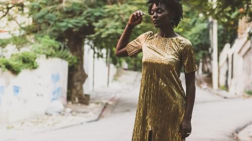 Haitian American musician Nathalie Joachim pays tribute to underrepresented women of Haiti