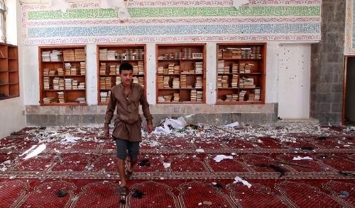 It's getting ugly in Yemen
