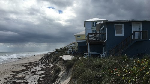 One small Florida city tries to adapt to climate change, mostly alone