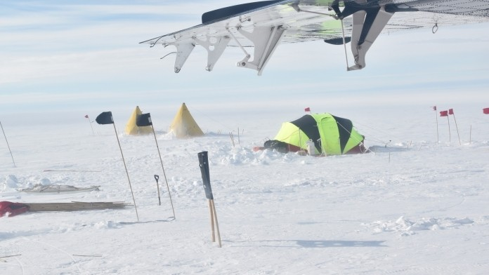 These scientists used small explosions to 'see' under Antarctica and measure how fast a key glacier will melt