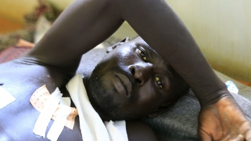Peace talks started in South Sudan, but quickly hit a roadblock