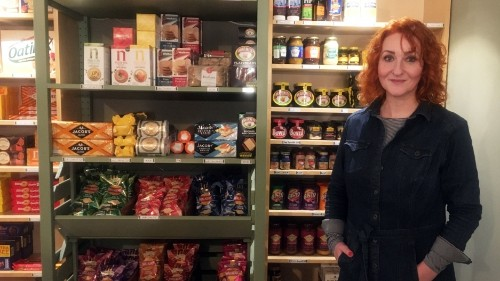 With Brexit looming, Berlin's 'Broken English' shop looks to Ireland