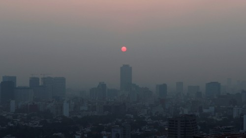 Environmental emergency declared in Mexico's smog-choked capital