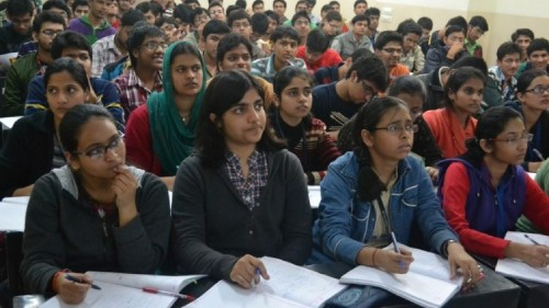 In India, students can study whatever they want, so long as its engineering