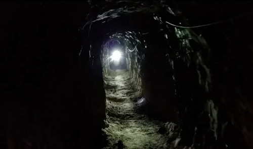 VIDEO: The Islamic State is digging tunnel systems to ambush its enemies