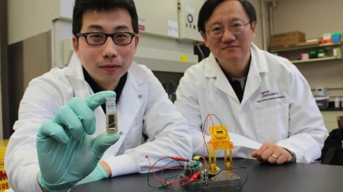 Scientists have created a sugar-powered battery for our smartphones