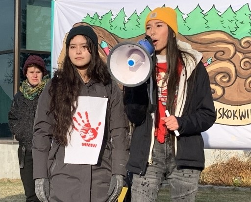 Indigenous youth take global stage in Madrid to voice climate change worries
