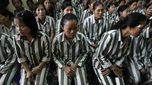 Here's one way to escape death row in Vietnam: Get pregnant