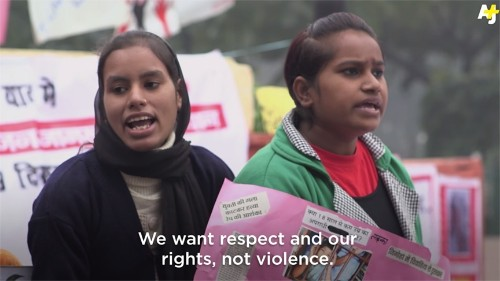 India's 'Power Girls' fight sexual violence and harassment that once made them victims