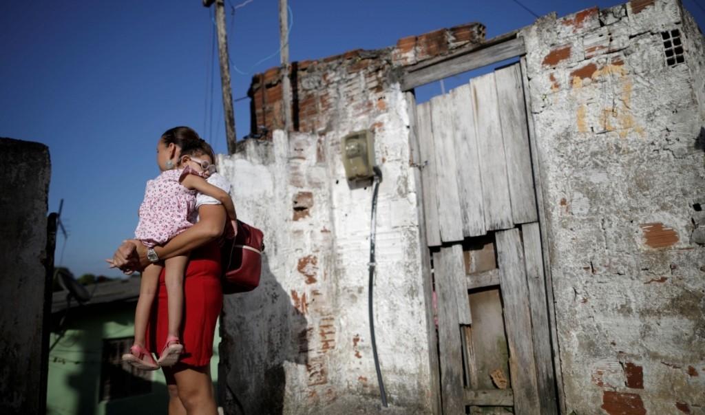 COVID-19 hits Brazilian families dealing with Zika especially hard
