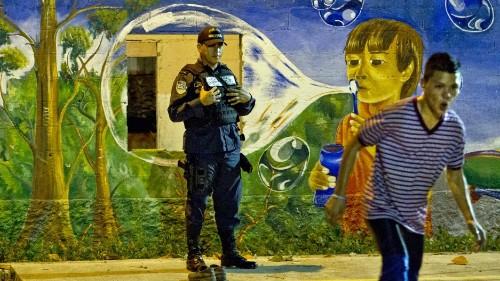 Officials turn to community policing to counteract Honduras gang violence