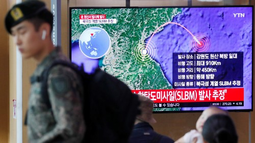 North Korea's nuclear test could be leverage for upcoming talks