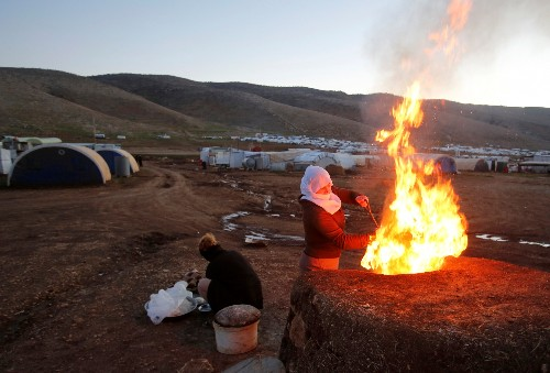 Yazidi women still fear ISIS months after their defeat