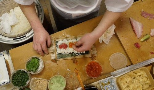 Love sushi? Then these are 10 commandments to live by.