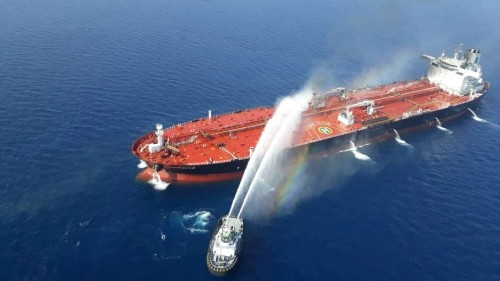 Tanker attacks seen as calibrated but risky Iranian response to US sanctions
