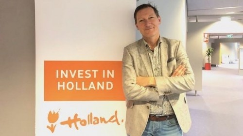 In wake of Brexit, British companies head to Amsterdam