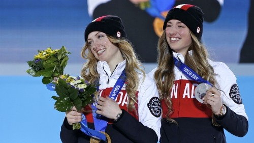 During the Olympics, Canadians are willing to drop their language arguments