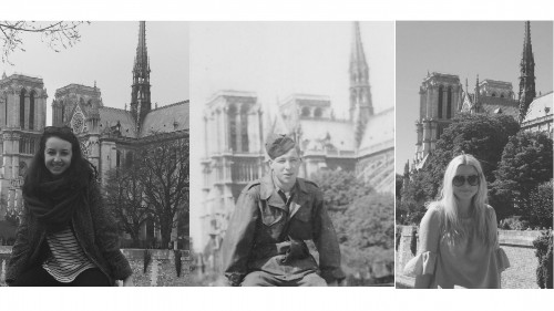Notre-Dame remembered as a gathering point for The World