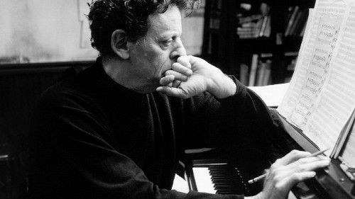 Why Philip Glass was still driving a cab in his 30s