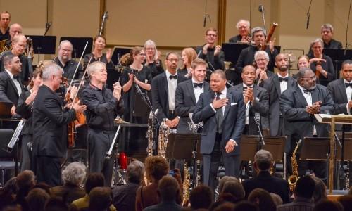The symphonic side of Wynton Marsalis
