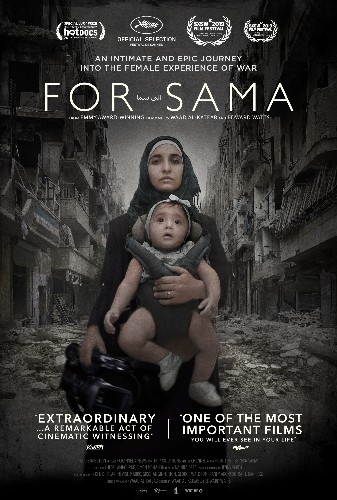 'For Sama': A love letter from filmmaker to daughter on life and war in Aleppo