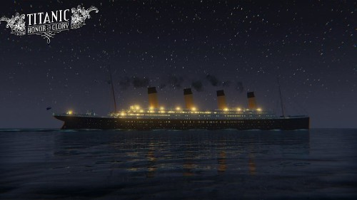 A new video game takes you on board the Titanic — in real time