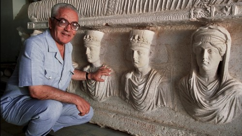He looked after the ancient ruins of Palmyra for 40 years. Now ISIS has killed him.