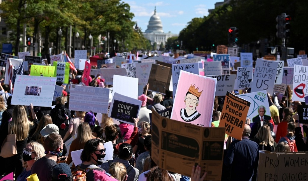 How the US presidential election could impact women's health worldwide