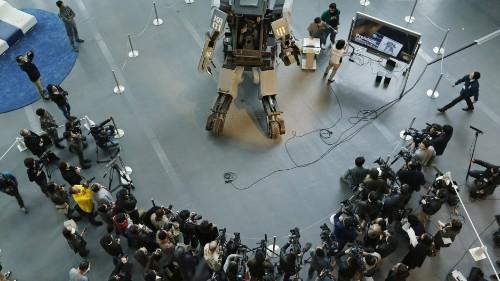 The case for a UN ban on 'killer robots'