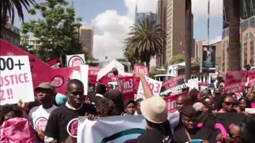 Protests in Kenya aim to spur outrage over violence against women