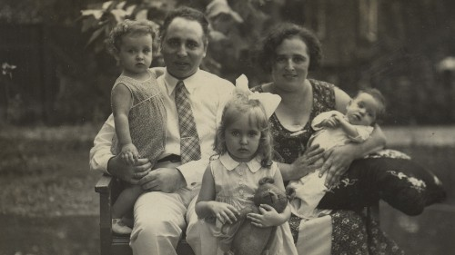 This Jewish couple survived the Holocaust hidden behind a church organ. Their daughter — also in hiding — had no idea.