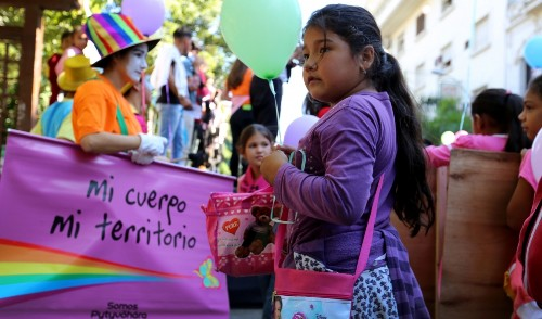 In Paraguay, fighting for women's rights means fighting the past