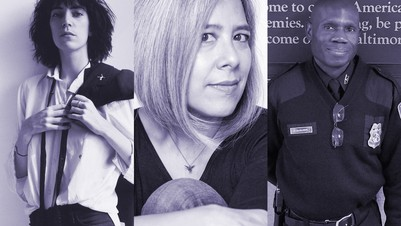 Patti Smith's 'Horses,' Susan Choi and a cop poet