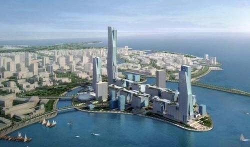 Saudi Arabia plans a $100 billion mega-city to help end its oil dependence
