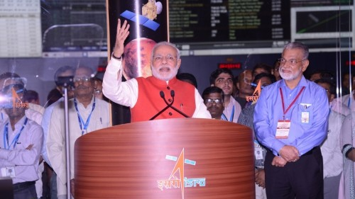India is over the moon about its mission to Mars