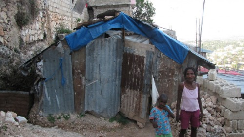 Permanent housing an enduring problem in Haiti