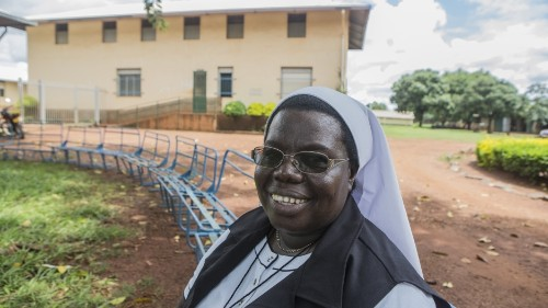 Sister Rosemary is a one-woman army in the fight against trafficking