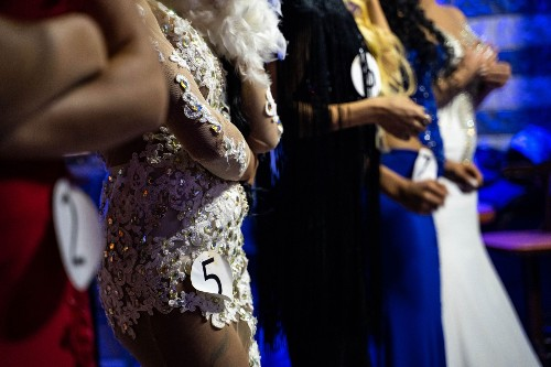 An annual pageant is the one night a year trans women in Turkey can celebrate