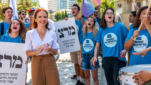 Anxiety and fear run high as Israel votes