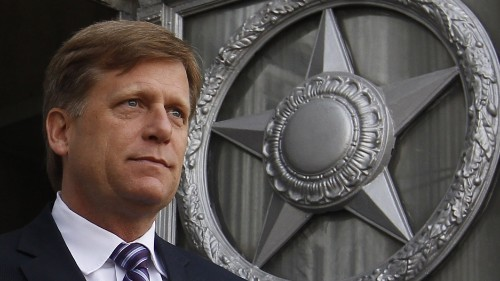 Trump-Putin 'happy talk' isn't in US national interest, says McFaul