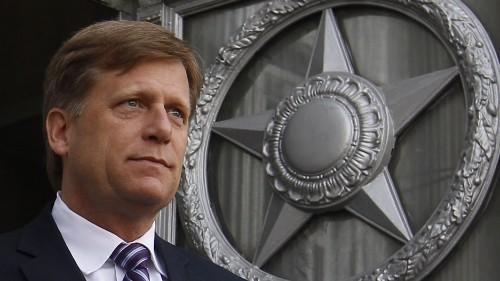 Trump-Putin 'happy talk' isn't in US national interest, says McFaul