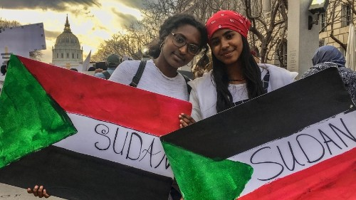 How Sudan's uprising is inspiring a generation of Sudanese American teens