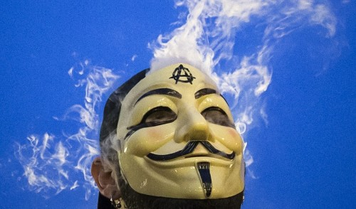 For many geeks, Anonymous is the gateway drug to political and social activism