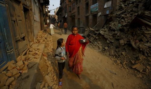 How maps are saving lives as Nepal recovers from its earthquake